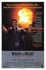 Movie Wrong Is Right