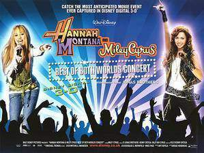 Movie Hannah Montana and Miley Cyrus: Best of Both Worlds Concert Tour
