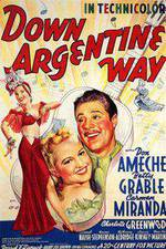 Movie Down Argentine Way