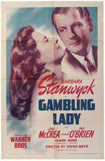 Movie Gambling Lady