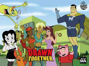Movie Drawn Together