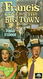 Movie Francis Covers the Big Town