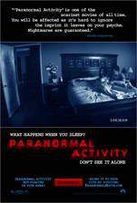 Movie Paranormal Activity