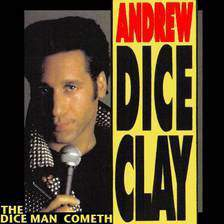 Movie Andrew Dice Clay Live! The Diceman Cometh