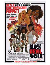 Movie Black Devil Doll