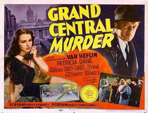 Movie Grand Central Murder