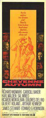 Movie Cheyenne Autumn