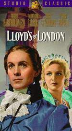 Movie Lloyd's of London