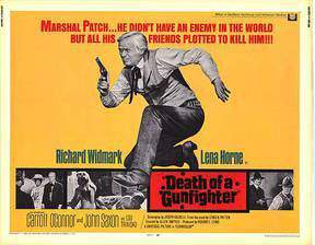 Movie Death of a Gunfighter
