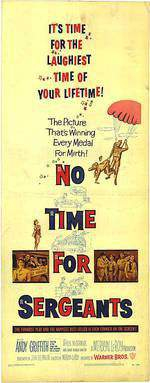Movie No Time for Sergeants