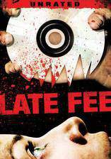 Movie Late Fee