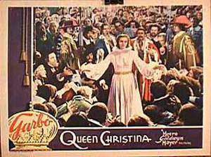 Movie Queen Christina