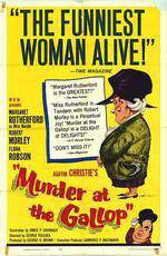 Movie Murder at the Gallop