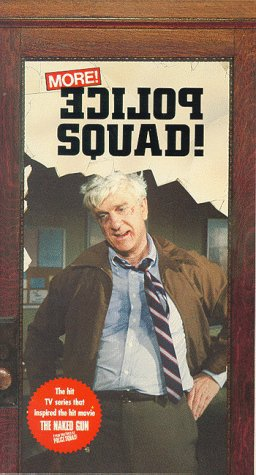 Win Police Squad: The Complete Series on Blu-ray - HeyUGuys