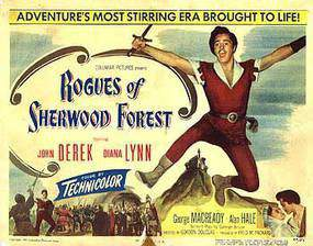 Movie Rogues of Sherwood Forest