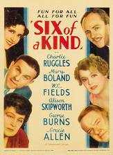 Movie Six of a Kind