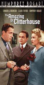Movie The Amazing Dr. Clitterhouse
