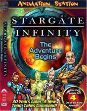 Movie Stargate: Infinity