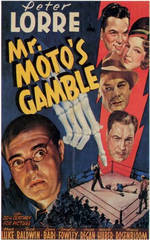 Movie Mr. Moto's Gamble