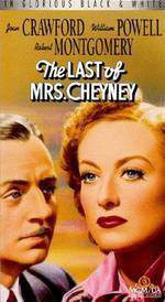 Movie The Last of Mrs. Cheyney