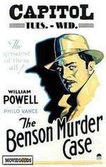 Movie The Benson Murder Case