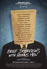 Movie Brief Interviews with Hideous Men