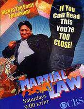 Movie Martial Law