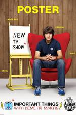 Movie Important Things with Demetri Martin