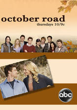 Movie October Road.