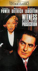 Movie Witness for the Prosecution