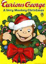 Movie Curious George: A Very Monkey Christmas