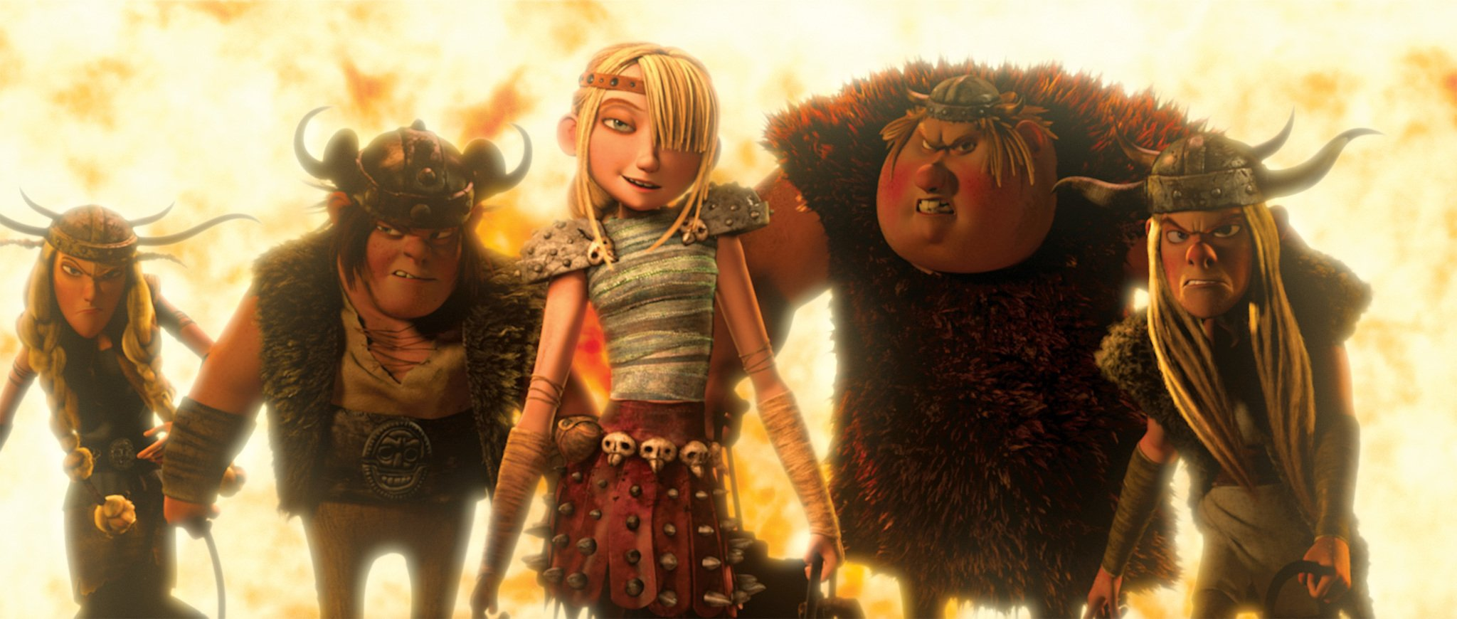 How To Train Your Dragon (2010) Full Movie English Subtitles