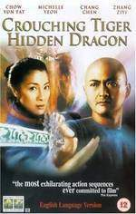 Movie Crouching Tiger, Hidden Dragon (Wo hu cang long)