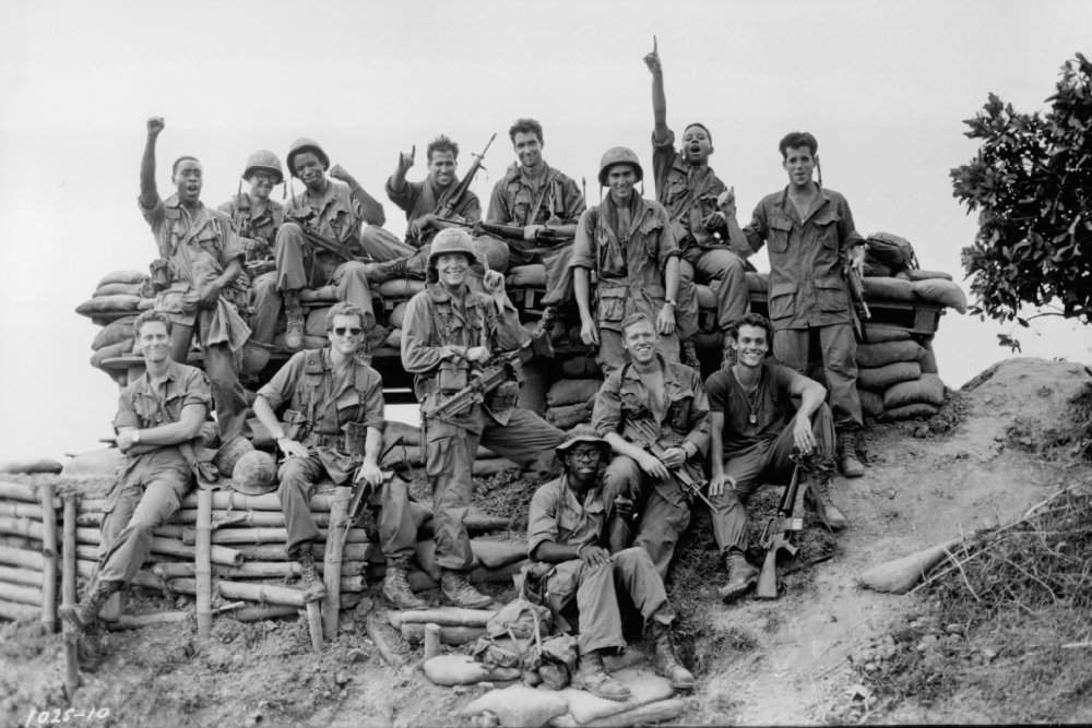 Hamburger Hill Assaulted by U.S. Troops