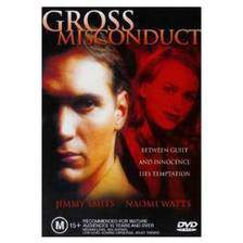 Movie Gross Misconduct