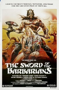 The Sword of the Barbarians (Barbarian Master)