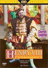 Movie The Private Life of Henry VIII.