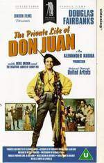 Movie The Private Life of Don Juan