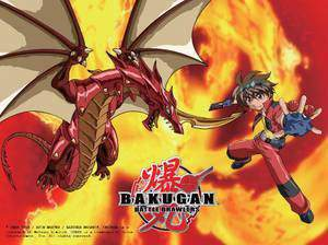 Movie Bakugan Battle Brawlers