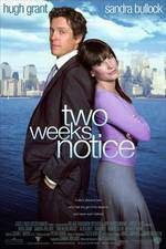 Movie Two Weeks Notice