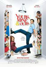 Movie Yours, Mine and Ours