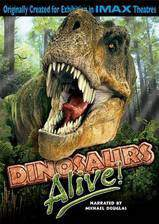 Movie Dinosaurs Alive