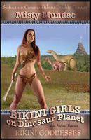 Bikini Girls on Dinosaur Planet