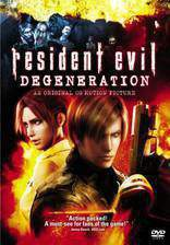 Movie Resident Evil: Degeneration