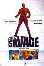 Movie Doc Savage: The Man of Bronze