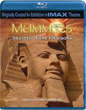 Movie Mummies: Secrets of the Pharaohs