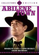 Movie Abilene Town