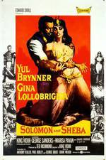 Movie Solomon and Sheba
