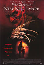 Movie (Wes Craven's) New Nightmare (on Elm Street Part 7: The Real Story or Freddy's Finale)