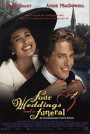 Watch Four Weddings And A Funeral 1994 Full Movie Online